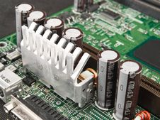 Free Motherboard Stock Image - 18297171