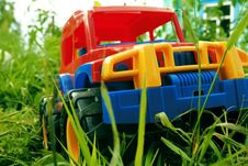 Free Car Toy Royalty Free Stock Image - 18297196