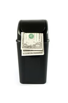 Free Dollar Bin Royalty Free Stock Photo - 18297275