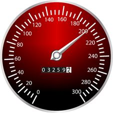 Free Tachometer Stock Photo - 18297810