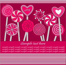 Valentine S Day Background Royalty Free Stock Image