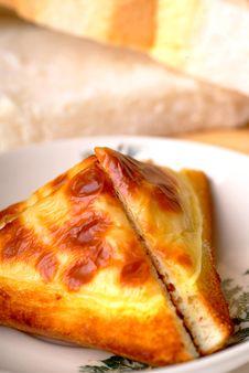Free French Toast Royalty Free Stock Photo - 18299105