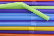 Free Plastic Tubes Stock Photography - 18299122