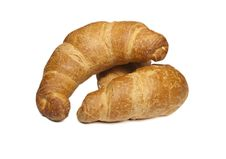 Free Croissants Royalty Free Stock Image - 18299256
