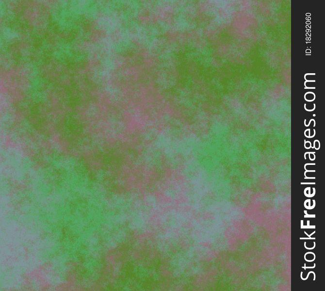 Green and purple haze background