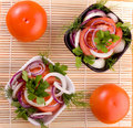 Free Tomato Salad Royalty Free Stock Image - 1835596