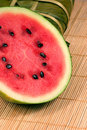 Free Fresh Water Melon And Rice Cake Royalty Free Stock Photography - 1838107
