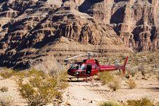 Free Helicopter Desert Stock Photo - 1830470