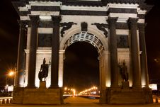 Free Triumphal Arch Stock Photography - 1832852