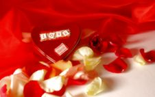 Free Valentine Box Stock Photo - 1833240