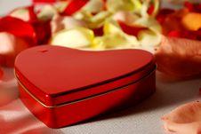 Free Valentine Box Stock Photography - 1833242