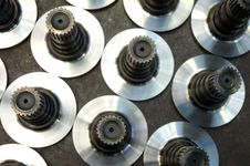 Free Metal Components Stock Photo - 1834330