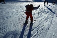 Free Ski Slope Royalty Free Stock Photography - 1835567