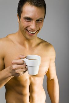 Free Morning With Hot And Aromatic Coffee Stock Photos - 1835703
