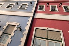 Free Colorful Architecture Stock Photo - 1836490