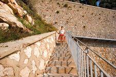 Free Fine Walk Royalty Free Stock Photo - 1836505