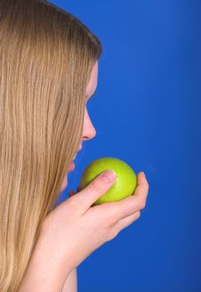 Free Apple Of Wisdom Stock Image - 1837121