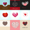 Free Vintage Valentine`s Card Royalty Free Stock Images - 18301329