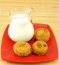 Free Milk Jug Royalty Free Stock Images - 18302799