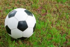 Free Soccer Ball Stock Image - 18300181