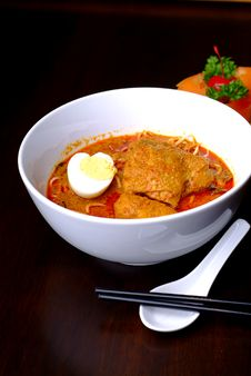 Free Chicken Curry Stock Photos - 18300223