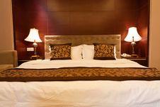 Free Bedroom Royalty Free Stock Photo - 18300565