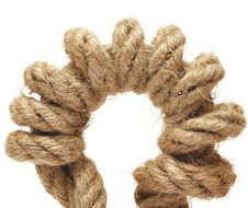 Free Rope Royalty Free Stock Photo - 18301115