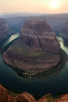 Free Horseshoe Bend, Page, Arizona Stock Photos - 18301543