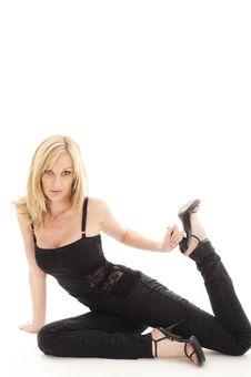 Free Sexy Female Model Stock Photos - 18301763