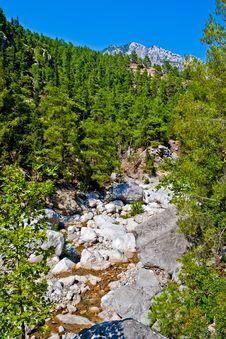 Free Wild Mountain Canyon Stock Photography - 18301952