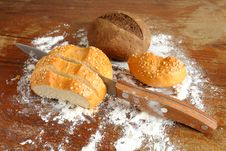 Free Bread Royalty Free Stock Photo - 18302685