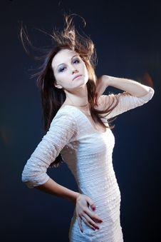 Free Young Beautiful Girl Stock Photos - 18303133