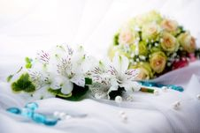 Free Bridal Bouquet Stock Photo - 18303270
