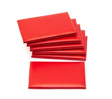 Free Red Leather Covers Royalty Free Stock Photography - 18303507