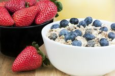 Free Healthy Breakfast Stock Image - 18305981