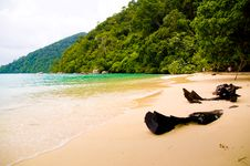 Free Beach In Thailand Royalty Free Stock Photo - 18306295