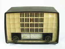 Free Vintage Fashioned Radio Stock Images - 18306374