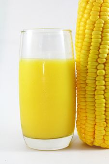 Free Corn Juice Stock Photos - 18307343