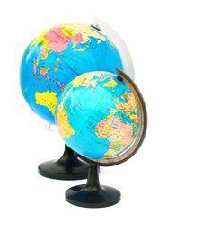 Free Globes Stock Photo - 18308260