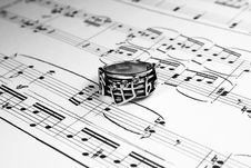 Free Musical Symbol Royalty Free Stock Image - 18308956
