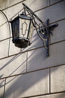 Free Old Street Lamp Stock Photos - 18313303