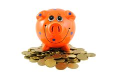 Free Piggy Bank Stock Images - 18315144