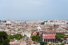 Free View At Rome Royalty Free Stock Images - 18315539