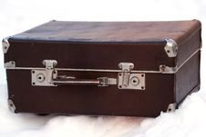 Free Suitcase  Old   Relic  Rectangular Stock Images - 18316134