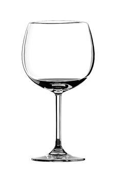 Free Empty Wine Glass Stock Image - 18316421
