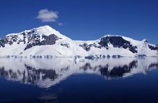 Free Antarctica Mountains Stock Photography - 18316462