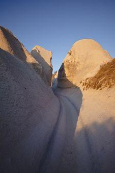 Free Cappadocia Royalty Free Stock Image - 18317416