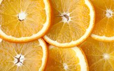 Free Oranges Slices Stock Images - 18318124