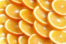 Free Oranges Slices Stock Image - 18318421