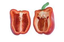 Free Sweet Pepper Stock Photography - 18319542